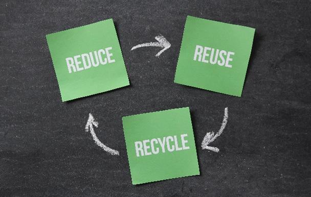 産業廃棄物の削減