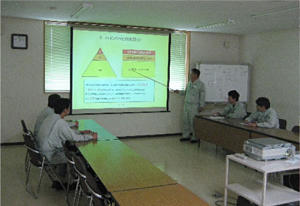 工場職制教育プログラム